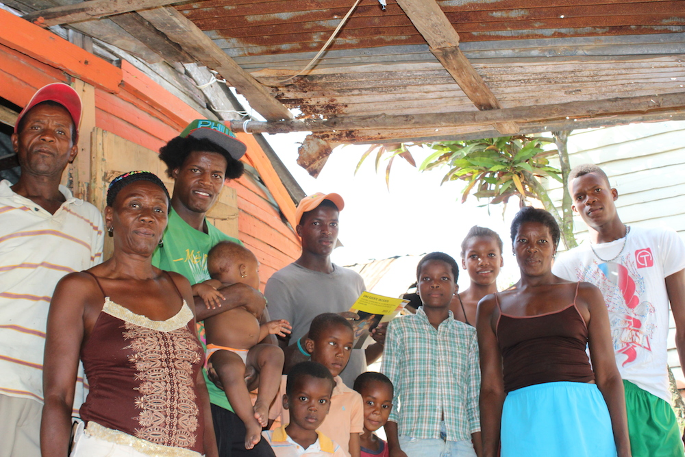 The Alcino family is a Dominican family of Haitian descent living in El Seybo province in the Dominican Republic. They were stripped of their Dominican nationality in 2013 like tens of thousands of Dominicans of Haitian descent and now some face the threat of deportations from the Dominican Republic.