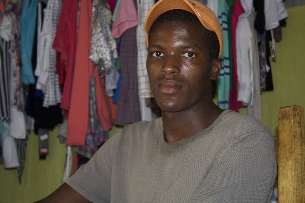 Franklyn Alcino is a young Dominican of Haitian descent rendered stateless following a controversial constitutional ruling in 2013.