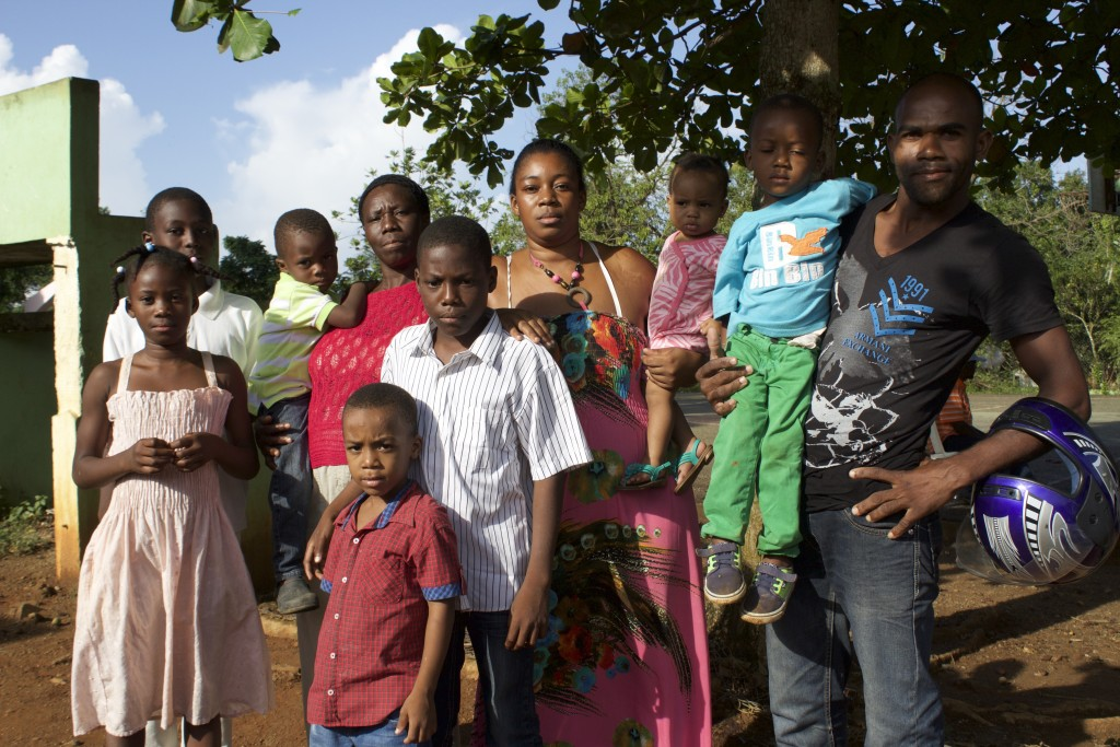 Tens of thousands of people of Haitian descent have been deprived of their Dominican nationality and are now at risk of being expelled from their home country.