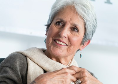Joan Baez. © Amnesty International / Henning Schacht