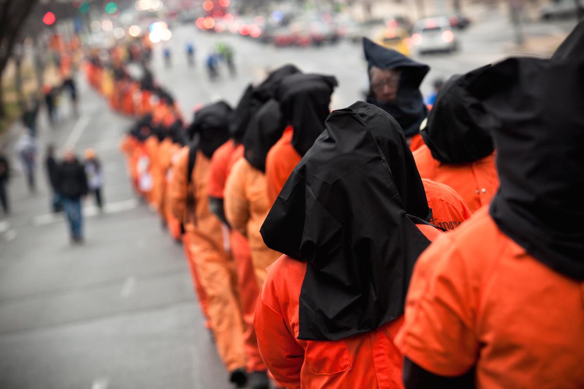 10 years of Guantanamo - Close Guantanamo Now