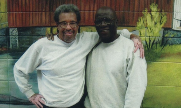 Albert Woodfox and Herman Wallace