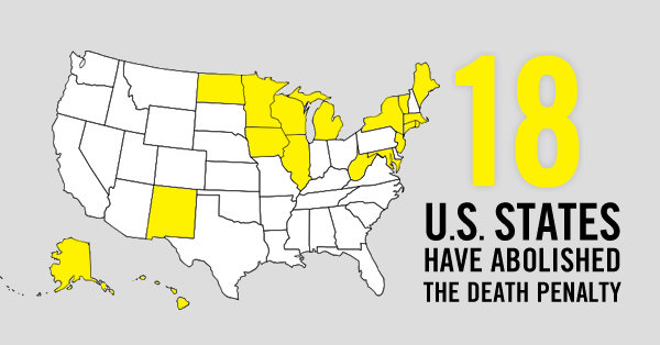 10 Reasons to Abolish the Death Penalty