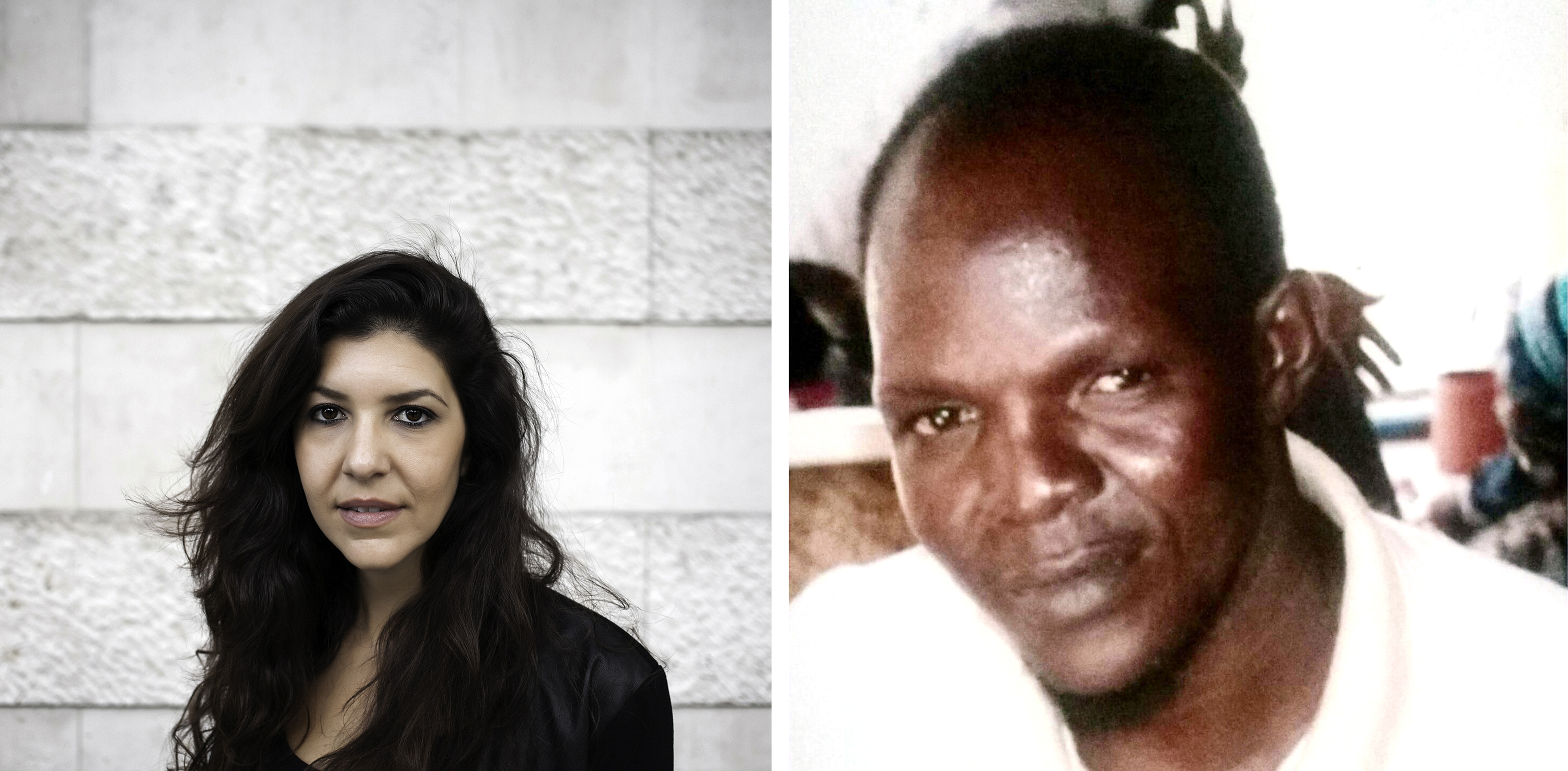 Photographer Leila Alaoui, who was killed in the Al Qaeda attack in Ougadougou, Burkina Faso, on Friday 15 January 2016. Mahamadi Ouédraogo her driver was also killed in the attack.