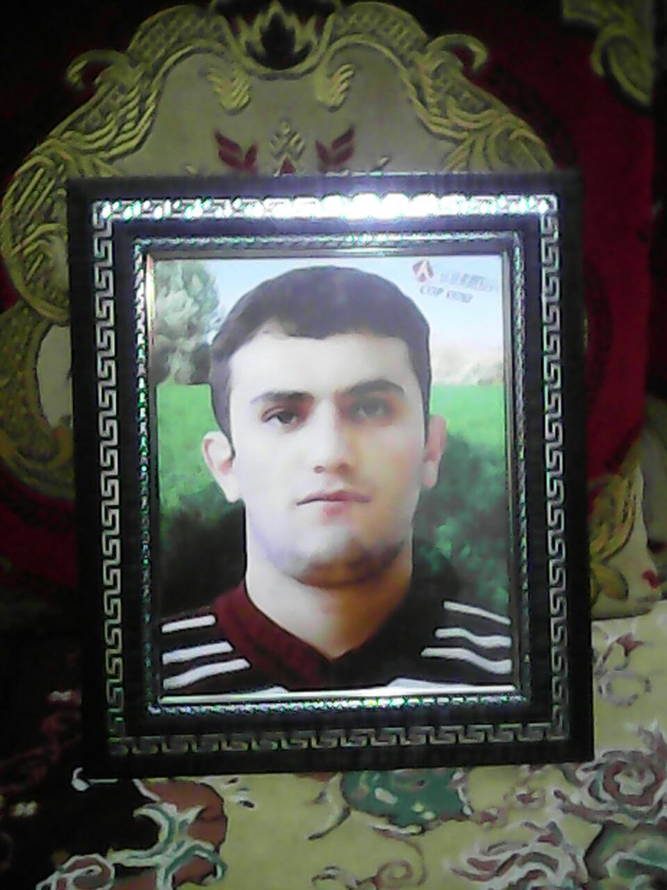 Saman Naseem, whose death sentence was eventually quashed after Amnesty's intervention. © Private