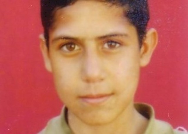 Mohammad Reza Haddadi's execution has been postponed six times. © Private
